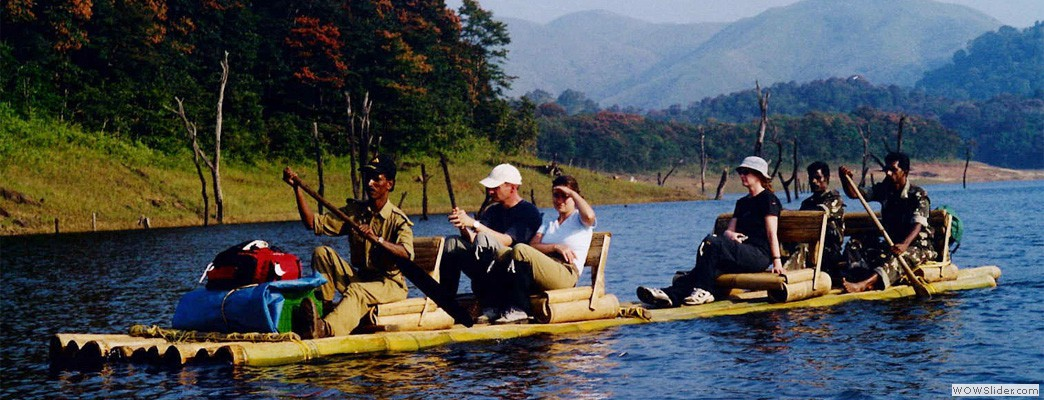 OUR ACTIVITIES-Jungle trekking, Bamboo Rafting, Tiger Trail, Jungle Safari, wildlife tented camping & more activies